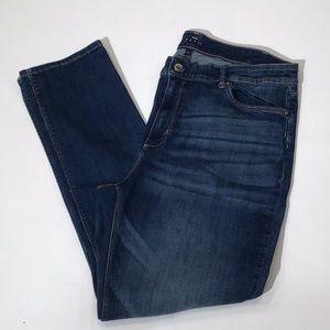 White House Black Market Jeans-The Slim